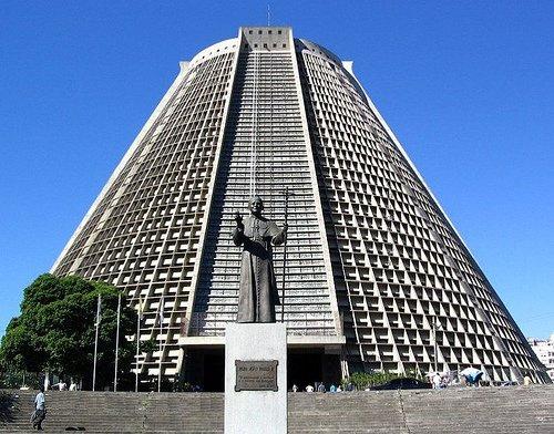 Catedral de São Sebastião , Things to do in Rio De Janeiro
