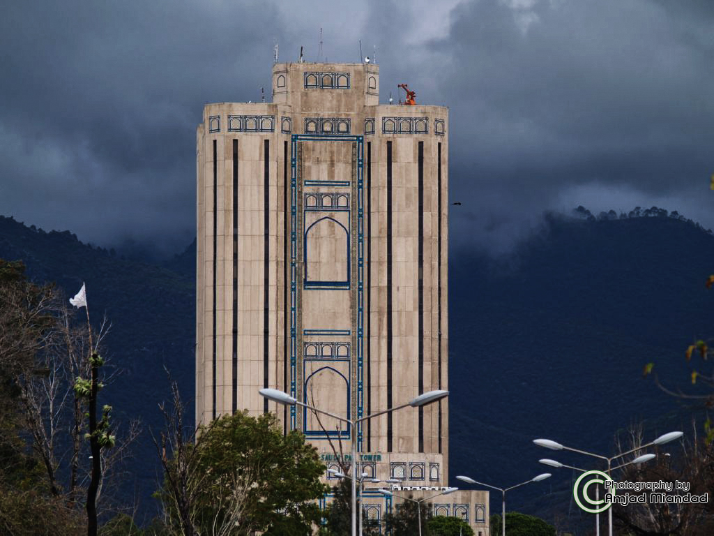Saudi pak tower, Top Places to Visit in Islamabad
