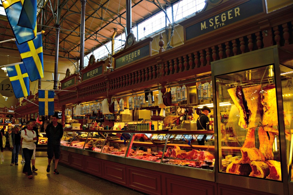 food market, Things to do in Stockholm