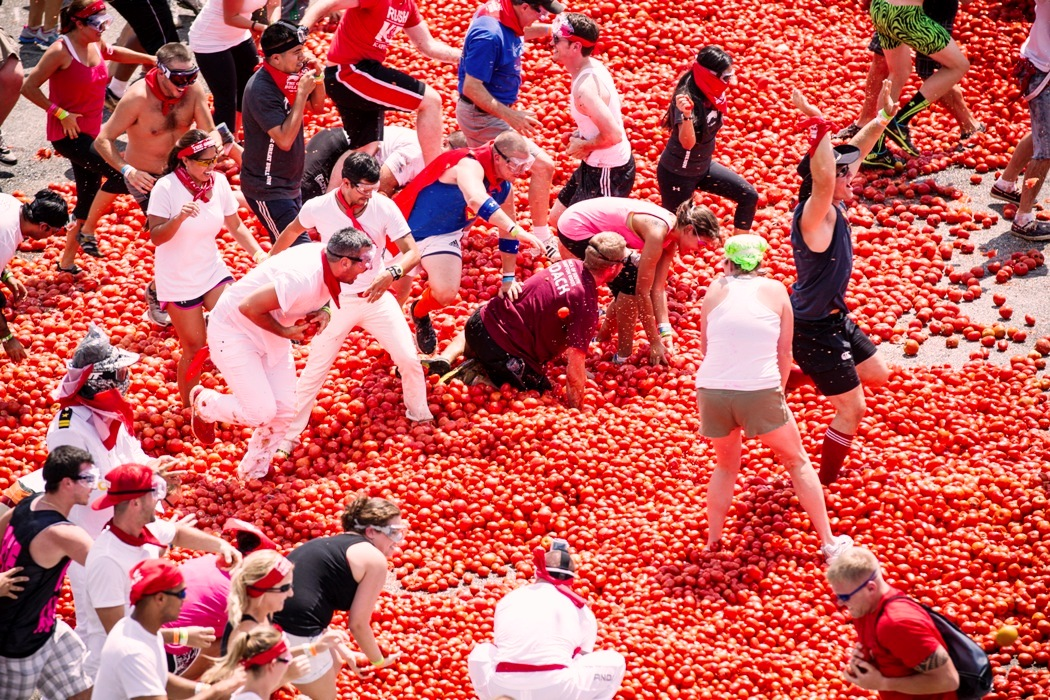 LA TOMATINA-, Things to do in Spain