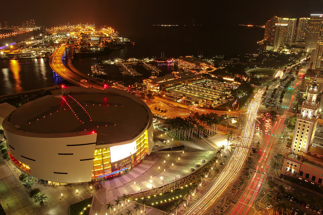 #10 of 20 Things to Do in Miami – Step into the American Airlines Arena - Things to Do in Miami