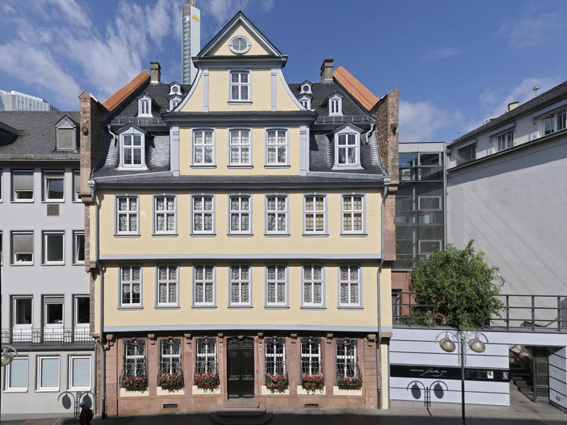 Goethe House, Things to do in Frankfurt