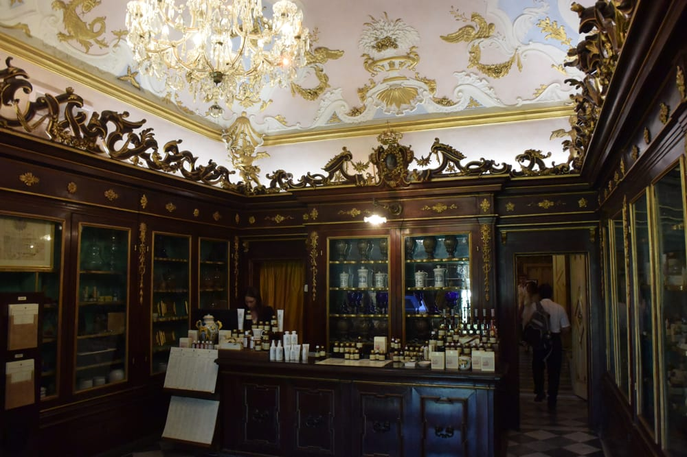 #13 of 19 Things to Do in Florence, Italy - Step into the famous Perfumery - Things to Do in Florence