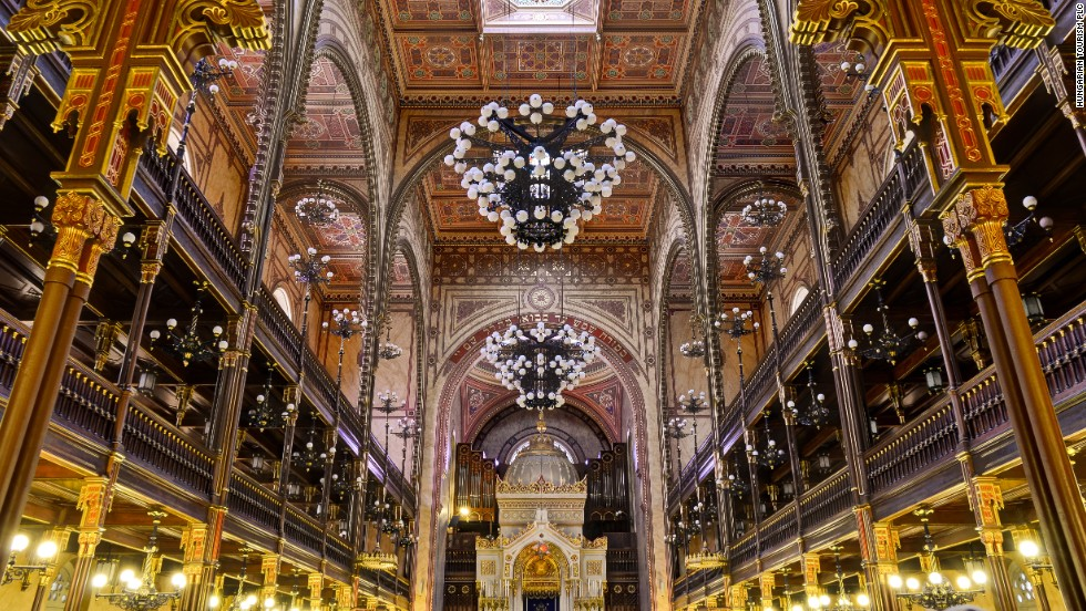 Largest Synagogue, Things to do in Budapest