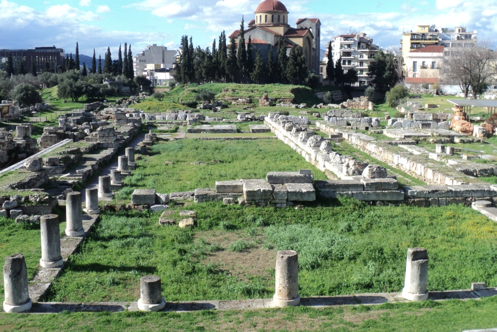 Ancient Cemetery of Kerameikos, Things to do in Athens