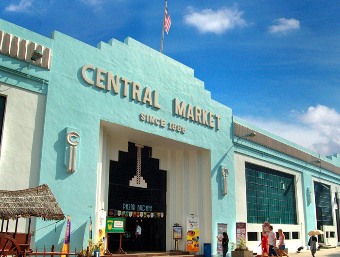 #15 of 15 Things to Do in Kuala Lumpur, Malaysia – Shop for your family and friends at the Central Market - Things to do in Kuala Lumpur