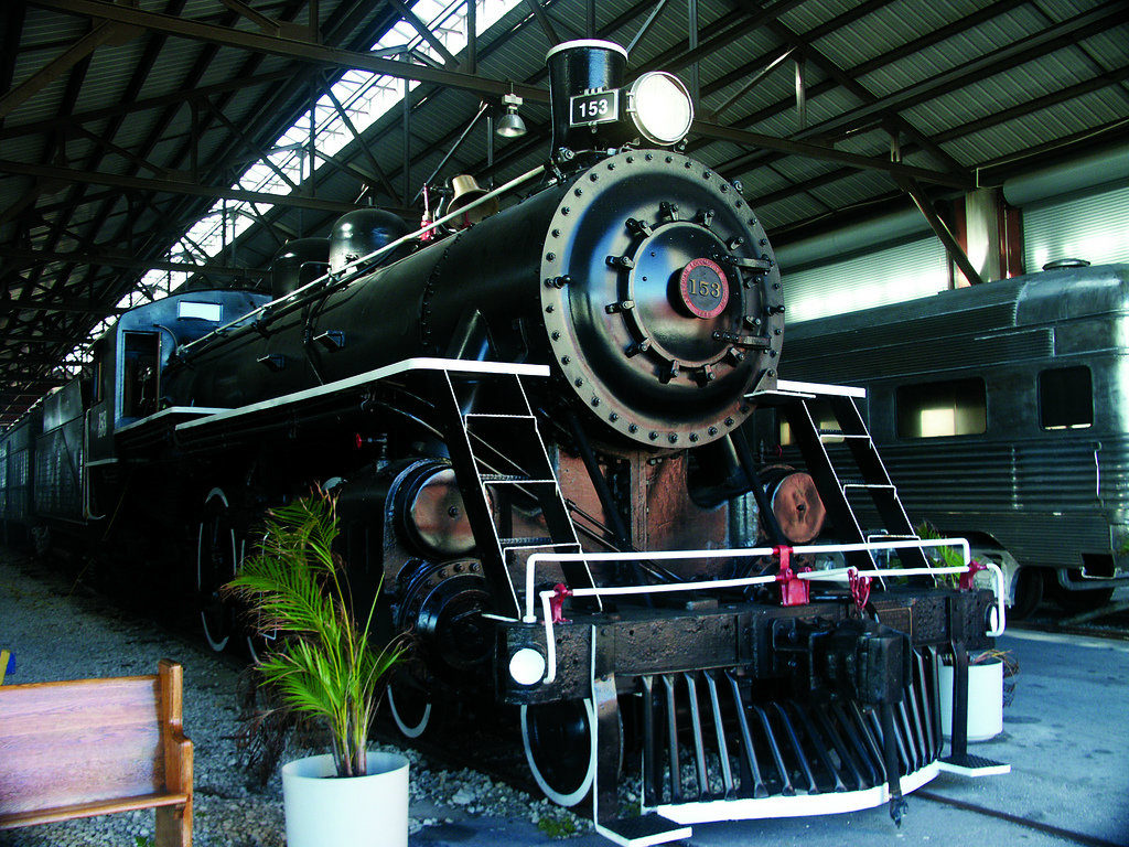 #18 of 20 Things to Do in Miami – Gold Coast Railroad Museum - Things to Do in Miami
