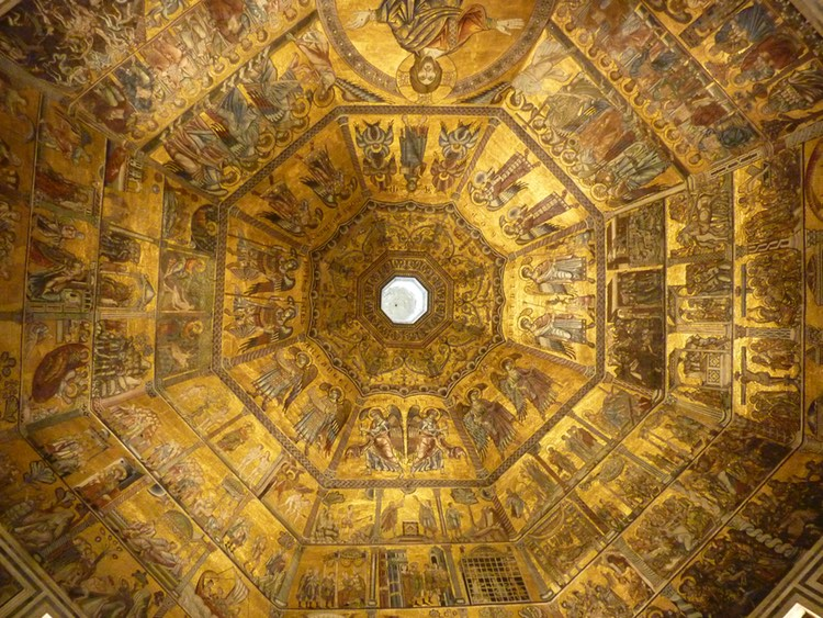 #2 of 19 Things to Do in Florence, Italy - Visit the Baptistery of St. John - Things to Do in Florence