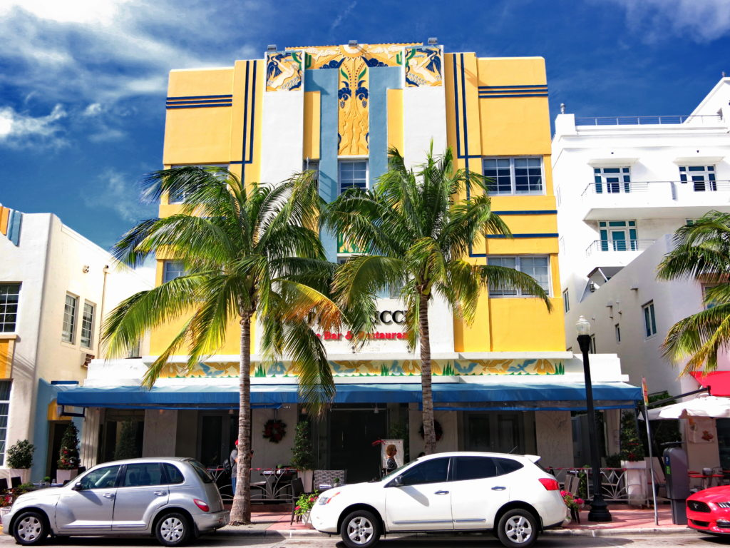 #2 of 20 Things to Do in Miami – Spend time at the Art Deco District - Things to Do in Miami