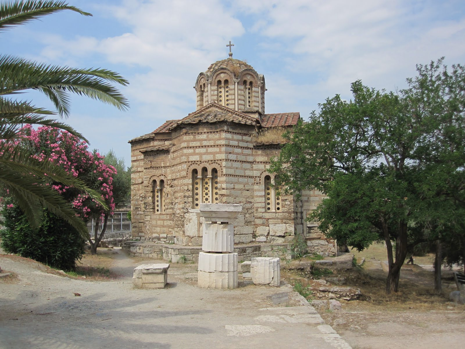 Church of the Holy Apostles, Things to do in Athens