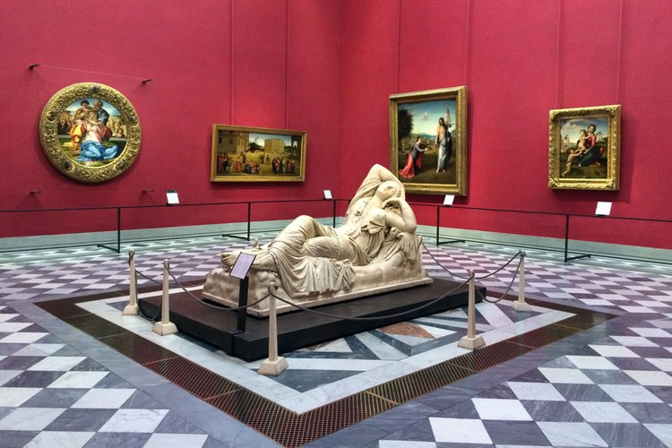 #3 of 19 Things to Do in Florence, Italy - Discover the Uffizi Palace and Gallery - Things to Do in Florence