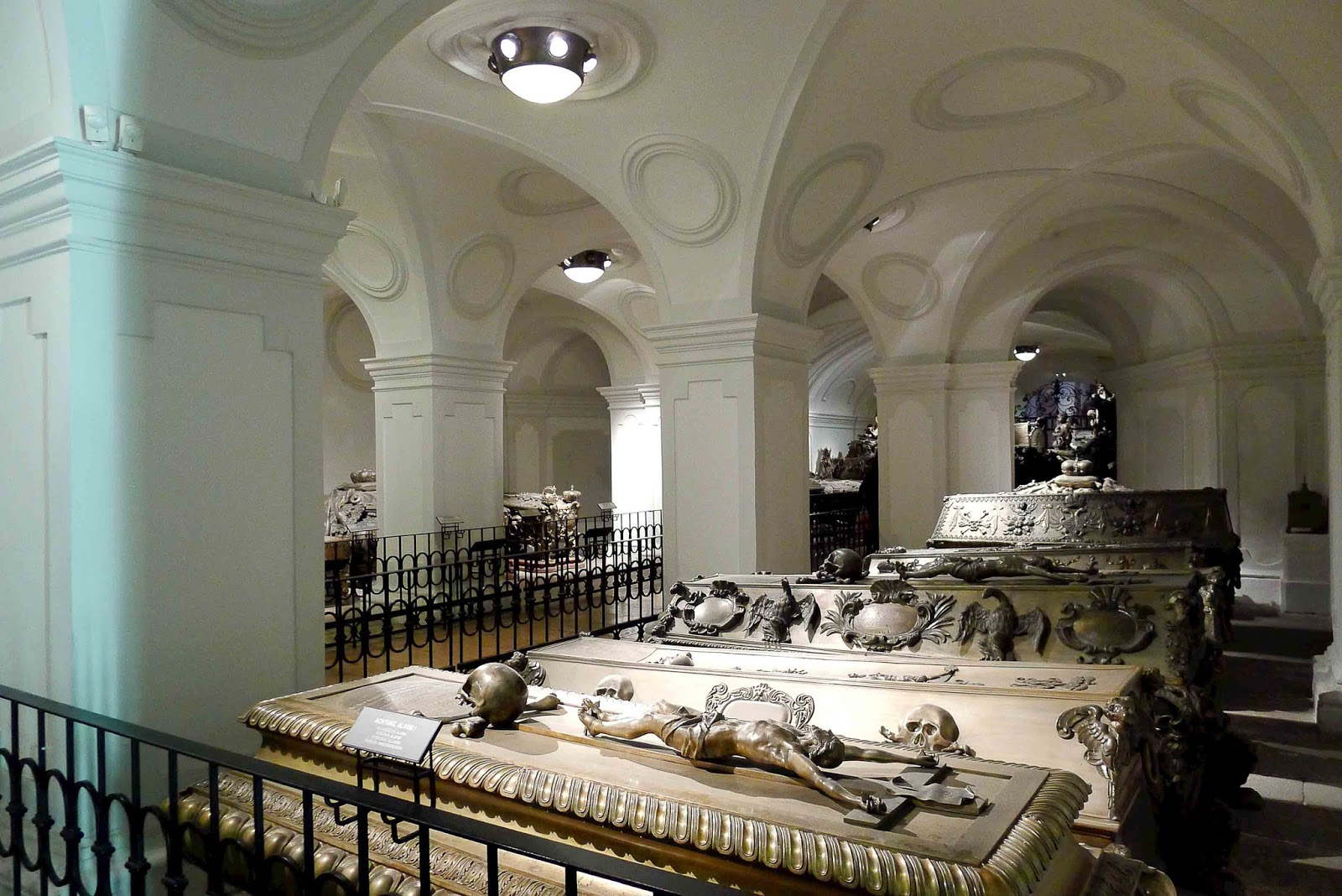 The Imperial Crypt and the Capuchin Church, Things to do in Vienna