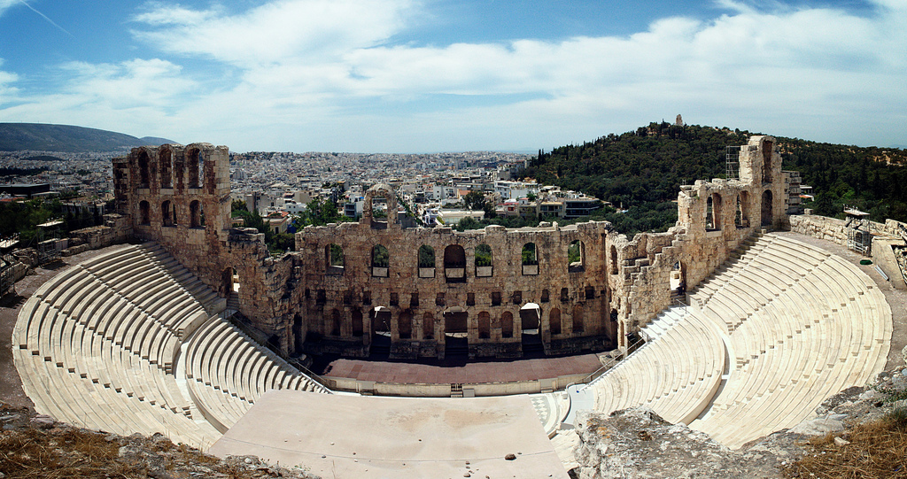 odeon-of-herodes-atticus, Things to do in Athens