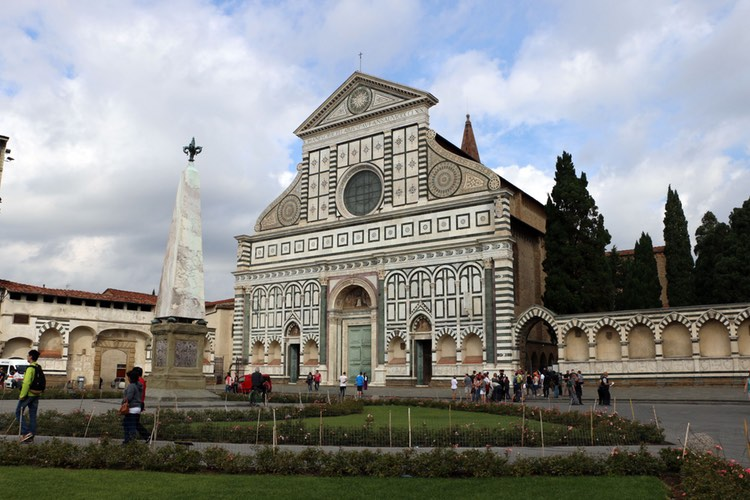#6 of 19 Things to Do in Florence, Italy - Visit the Church of Santa Maria Novella - Things to Do in Florence