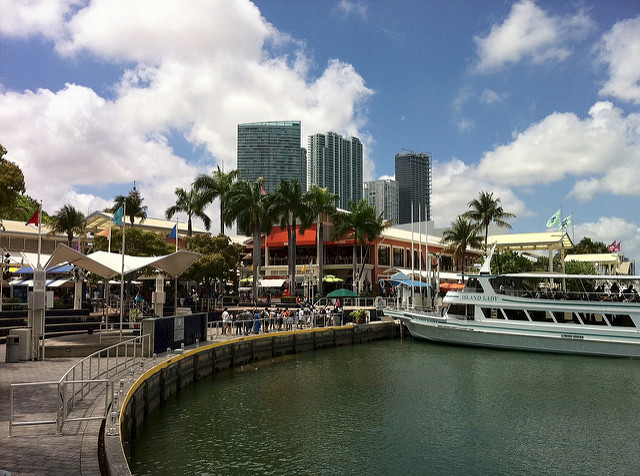#7 of 20 Things to Do in Miami – Shop at the Bayside Marketplace - Things to Do in Miami