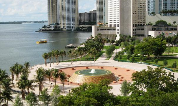 #8 of 20 Things to Do in Miami – Explore the Bayfront Park - Things to Do in Miami