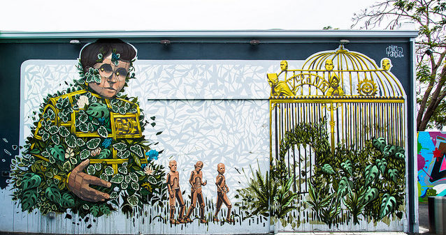 #9 of 20 Things to Do in Miami – Take a picture in front of the Wynwood Walls - Things to Do in Miami