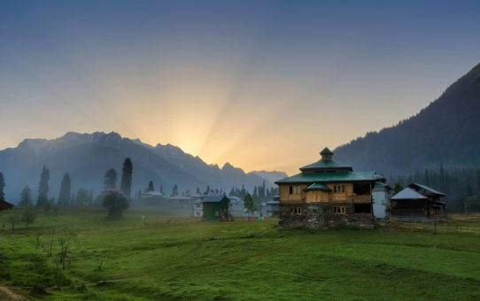 Arang Kel, Neelum Valley – Kashmir, Pakistan - places to visit in the world