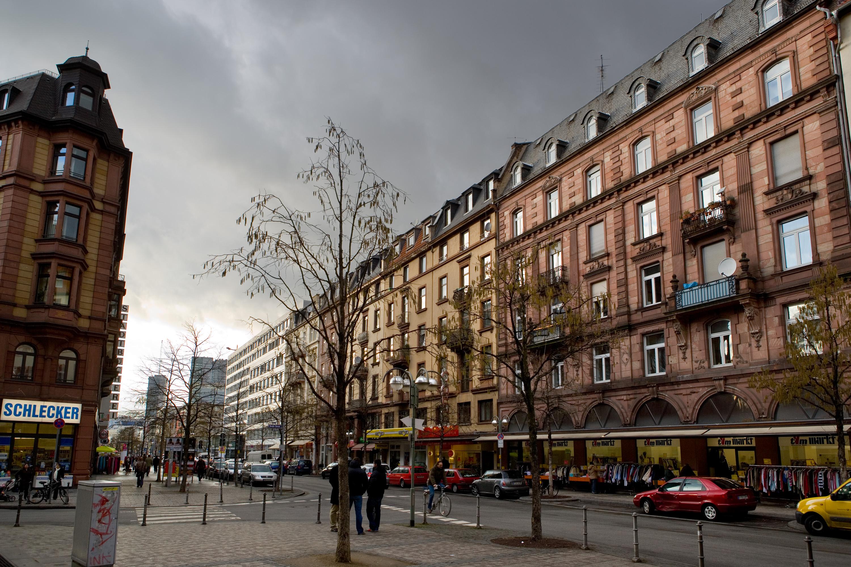 Frankfurt Zeile
