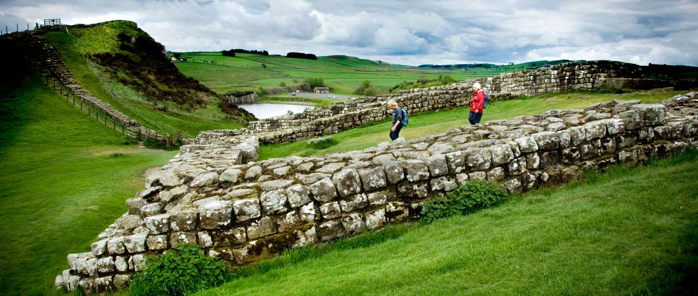 Hadrian's Wall - things to do in England