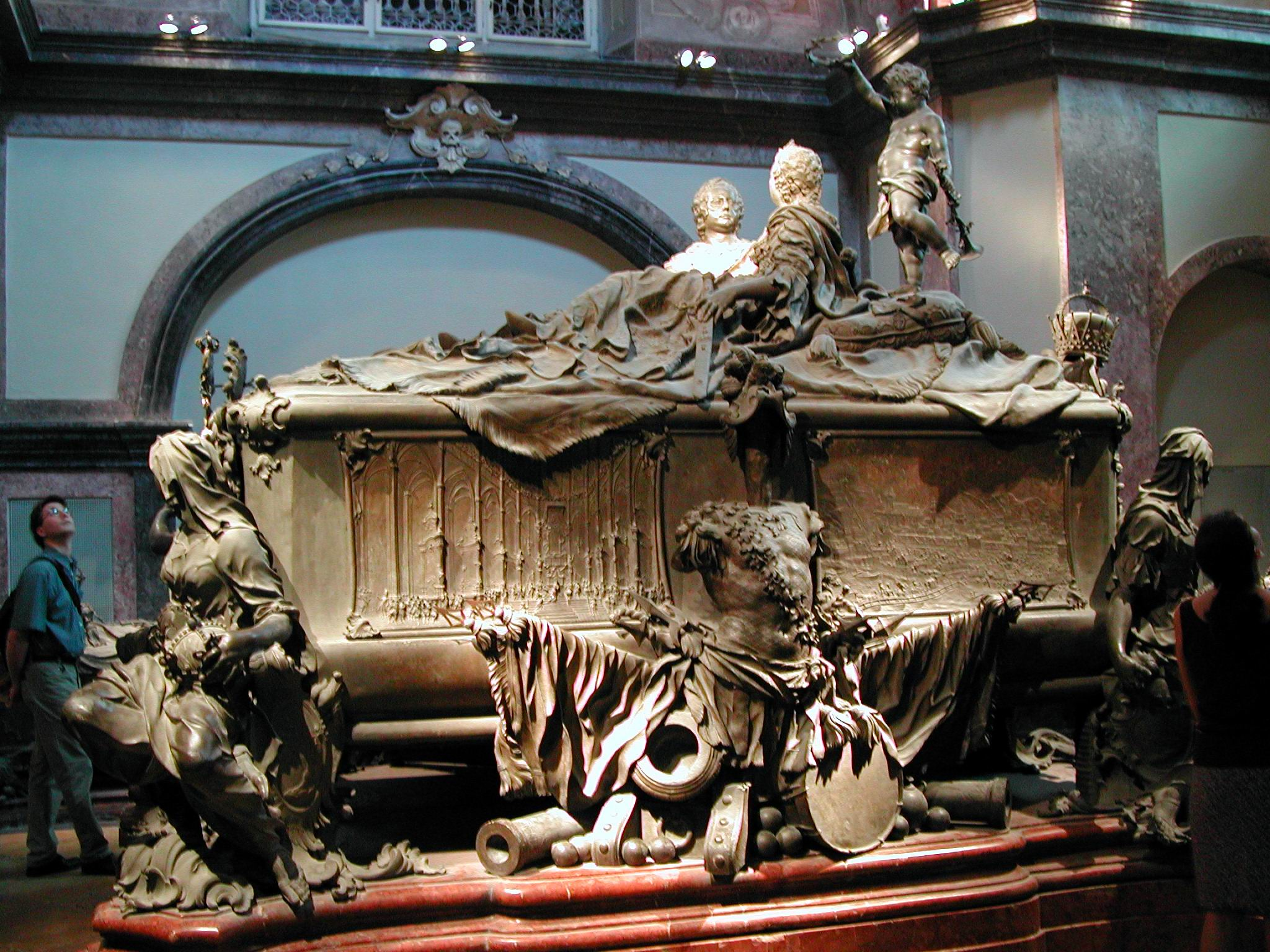 Imperial Crypt and the Capuchin Church, Things to do in Vienna
