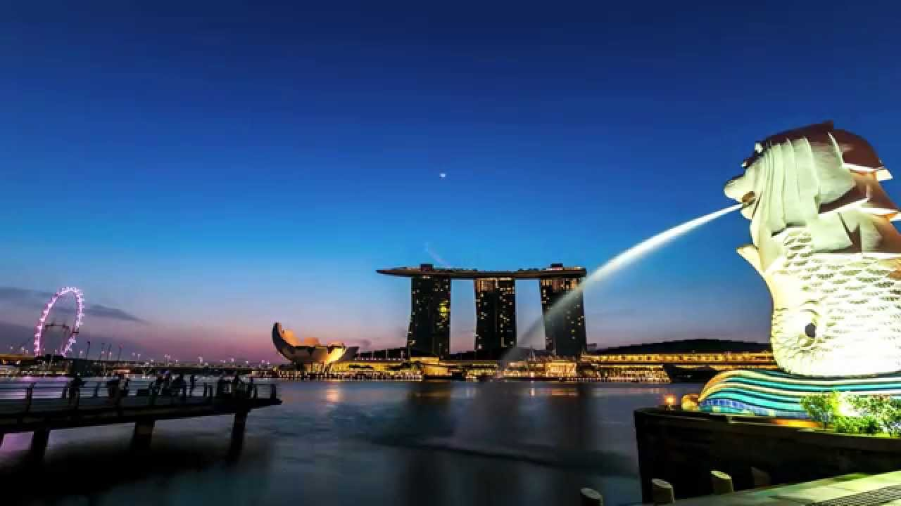 Merlion Park - things to do in Singapore