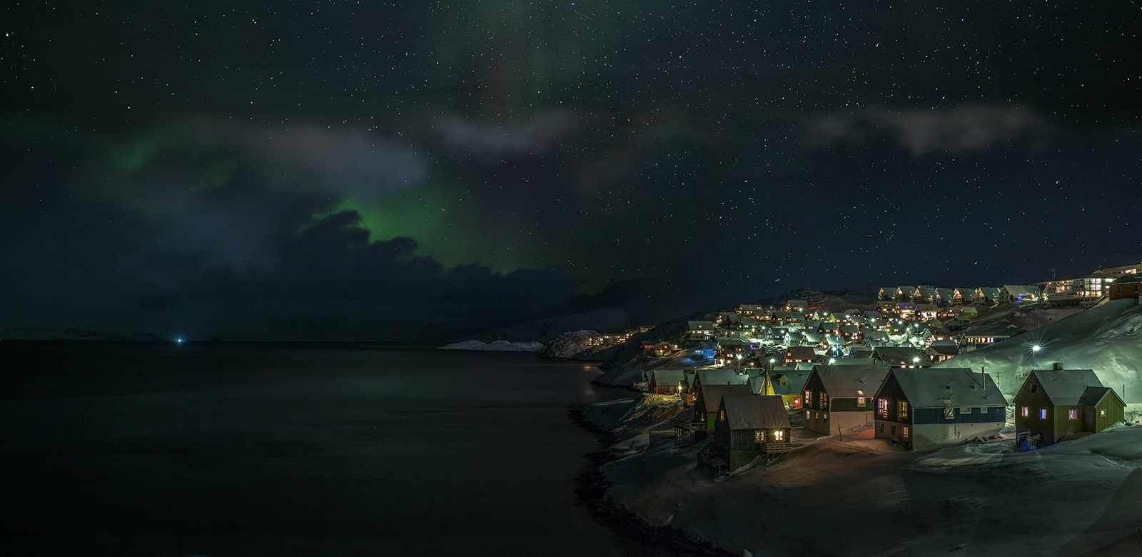 Nuuk in Greenland - places to visit in the world