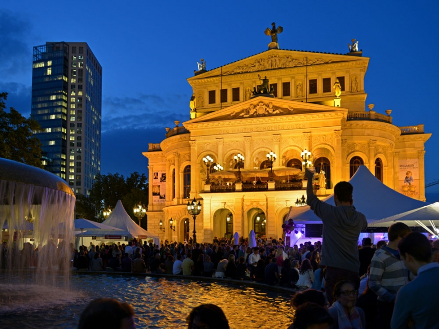 Old Opera House, Things to do in Frankfurt