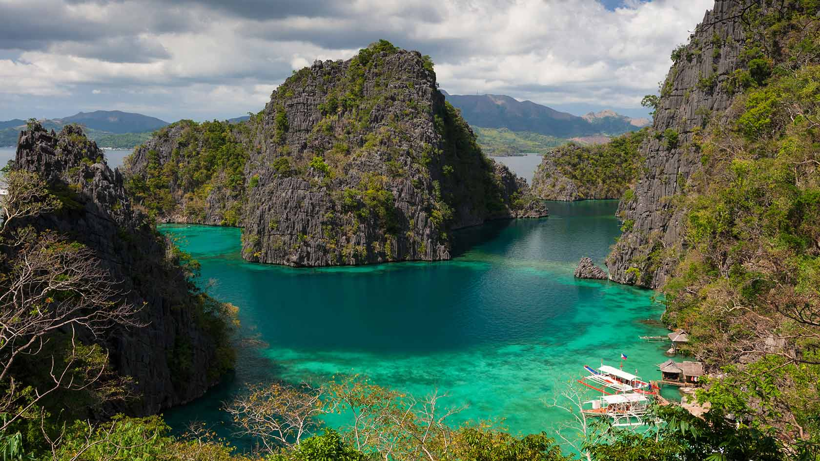 Palawan, Philippines - places to visit in the world