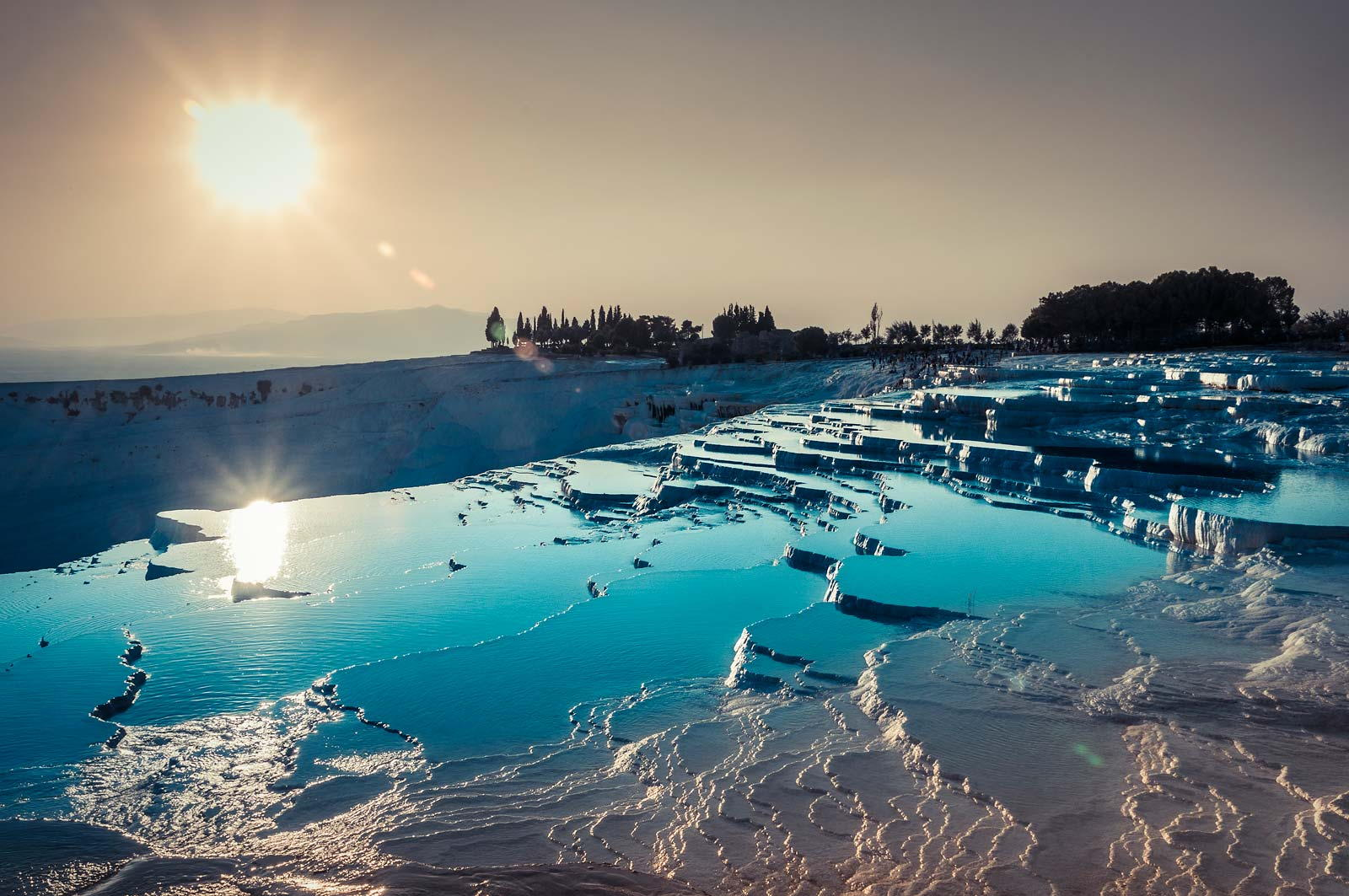 Pamukkale, Turkey - places to visit in the world