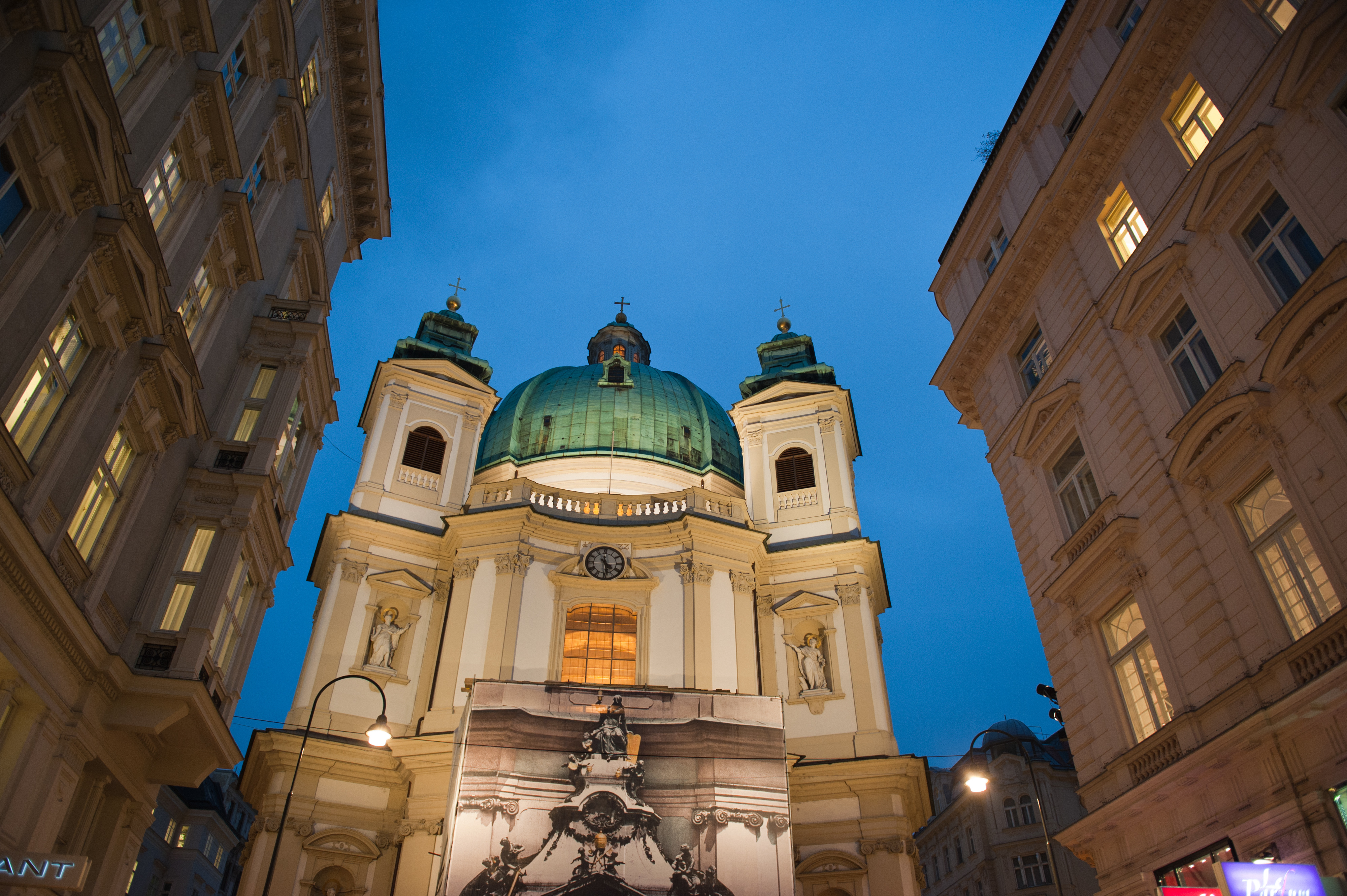St. Peter's Church, Things to do in Vienna, Austria