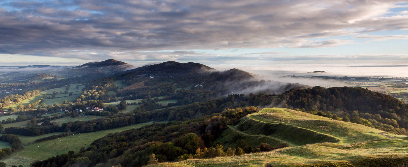 The Malvern Hills and Commons - things to do in England