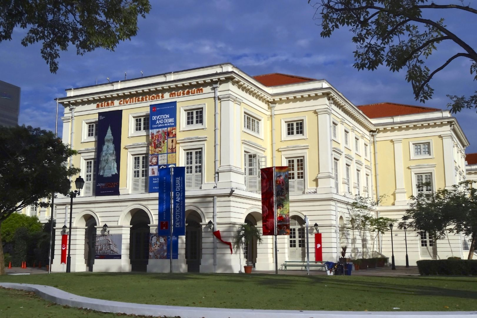 asian civilization meuseum - things to do in Singapore