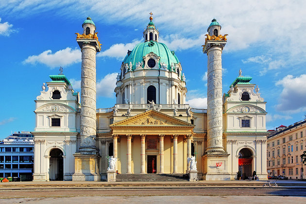 Collegial and Parish Church of St. Peter, Things to do in Vienna