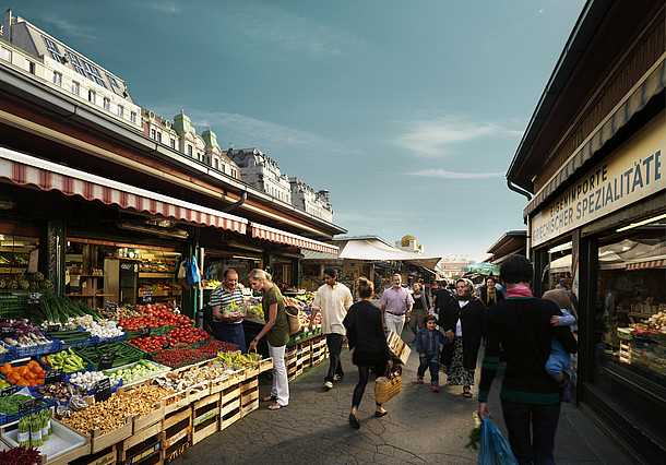 Naschmarkt , Things to do in Vienna