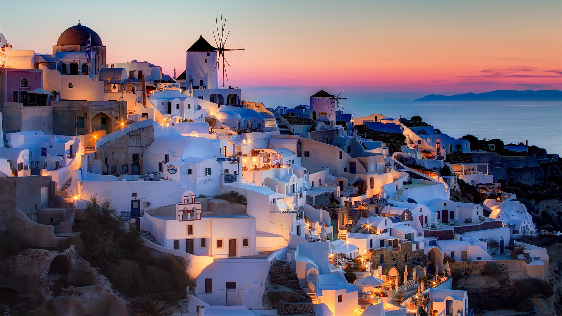 oia greece - places to visit in the world