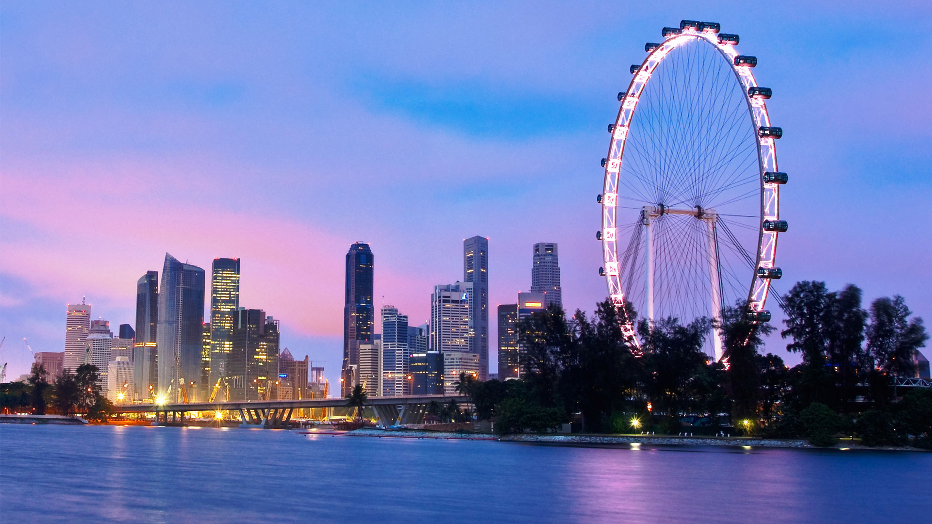 singapore flyer - things to do in Singapore