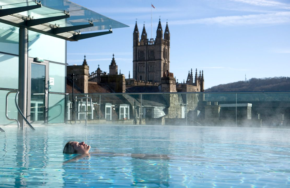 thermal bath spa - things to do in England