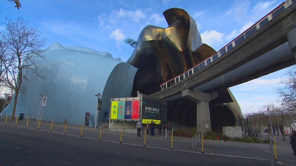 museum of pop culture, Unique things to do in Seattle