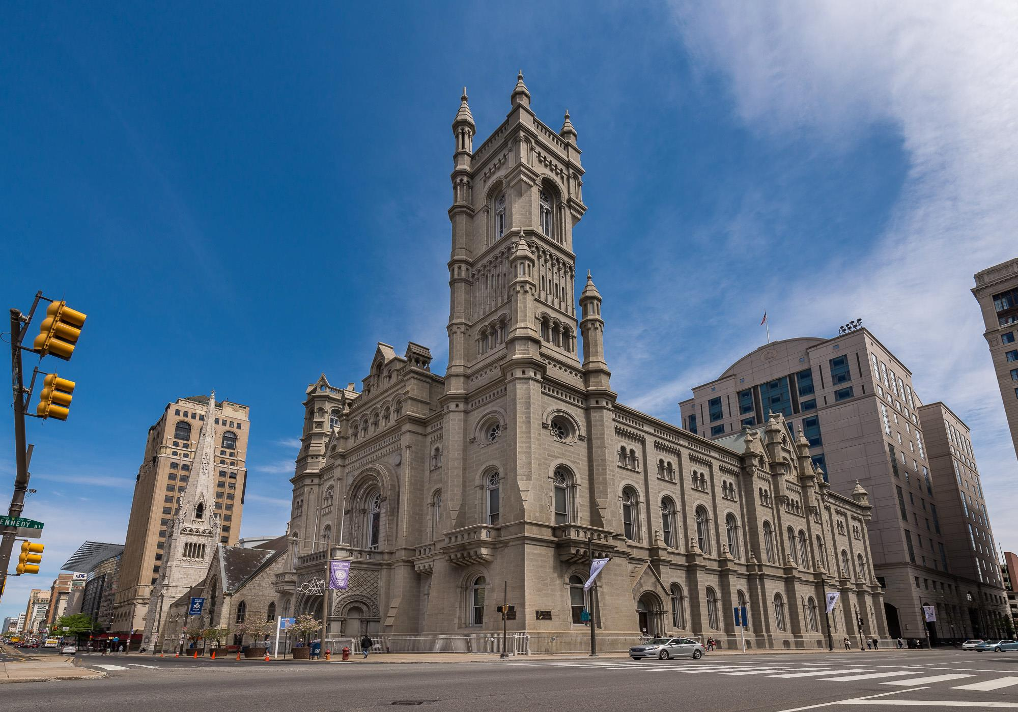 masonic temple, Unique things to do in Philadelphia