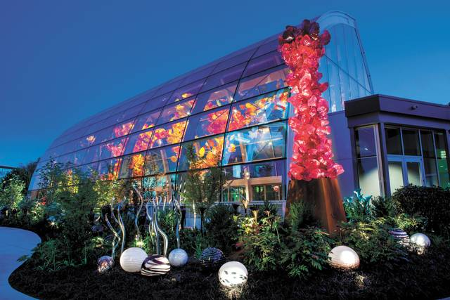 Chihuly garden and glass coupon, Unique things to do in Seattle
