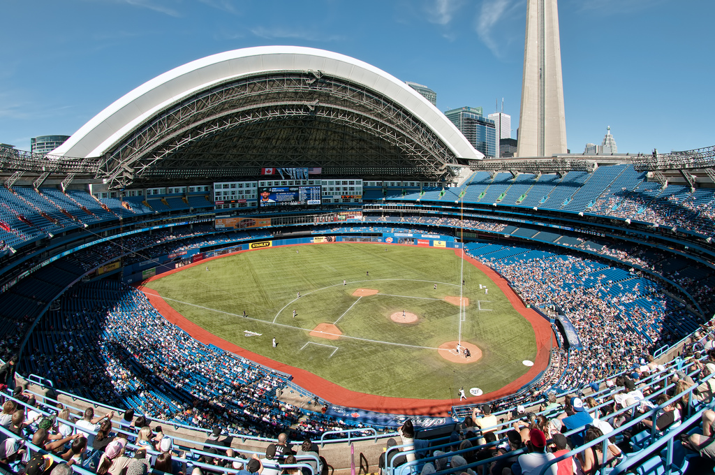 Rogers Center, Unique things to do in Toronto
