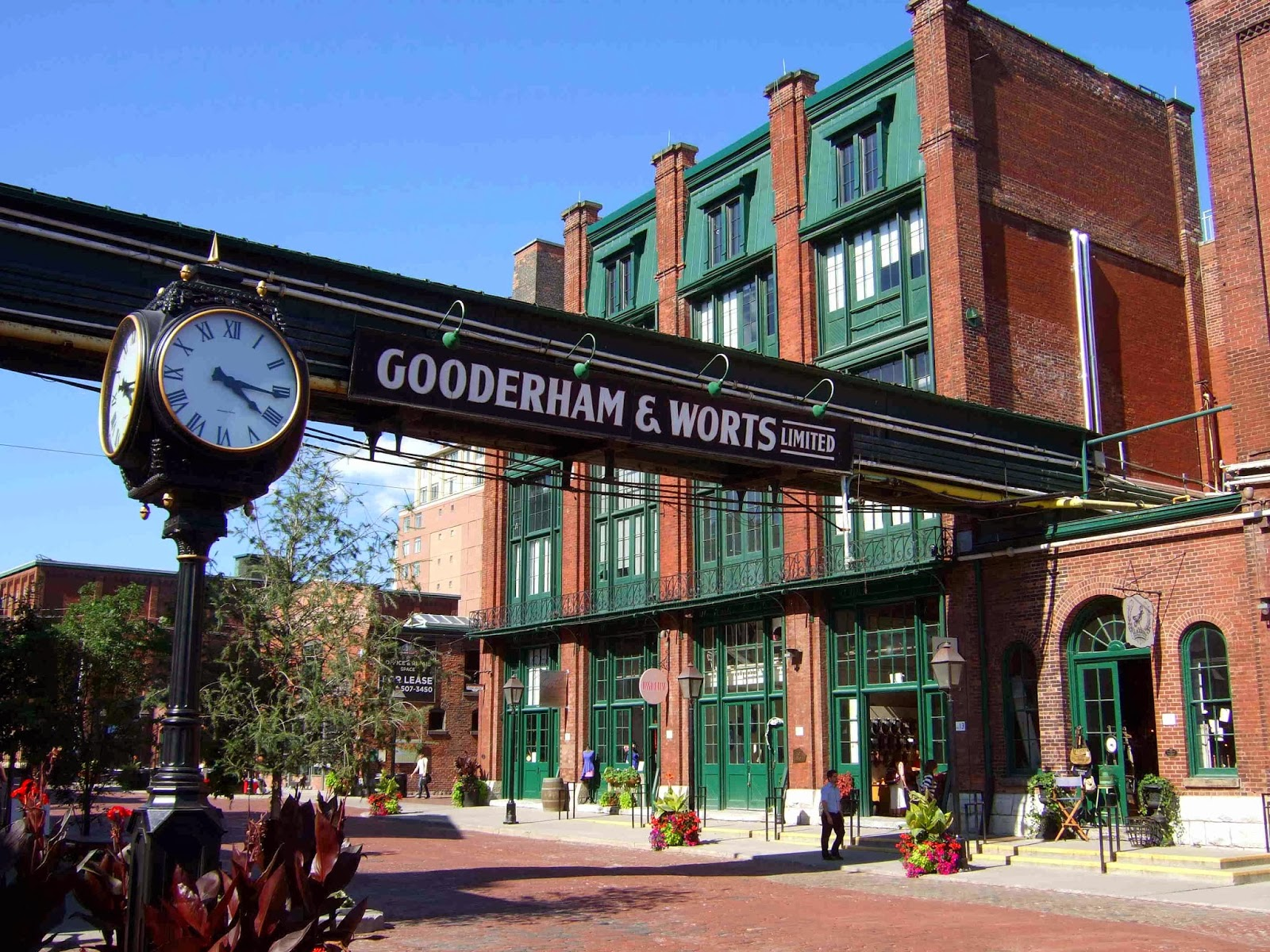 Distillery district, Unique things to do in Toronto