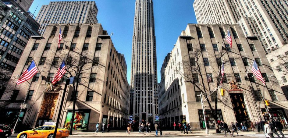 Rockefeller Center, Uniquethings to do in New York