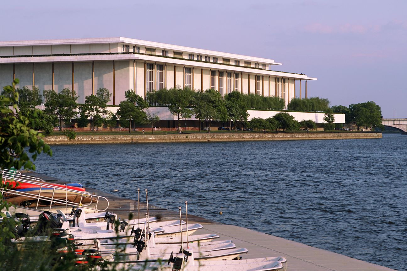 Kennedy_Center, Unique things to do in Washington.DC