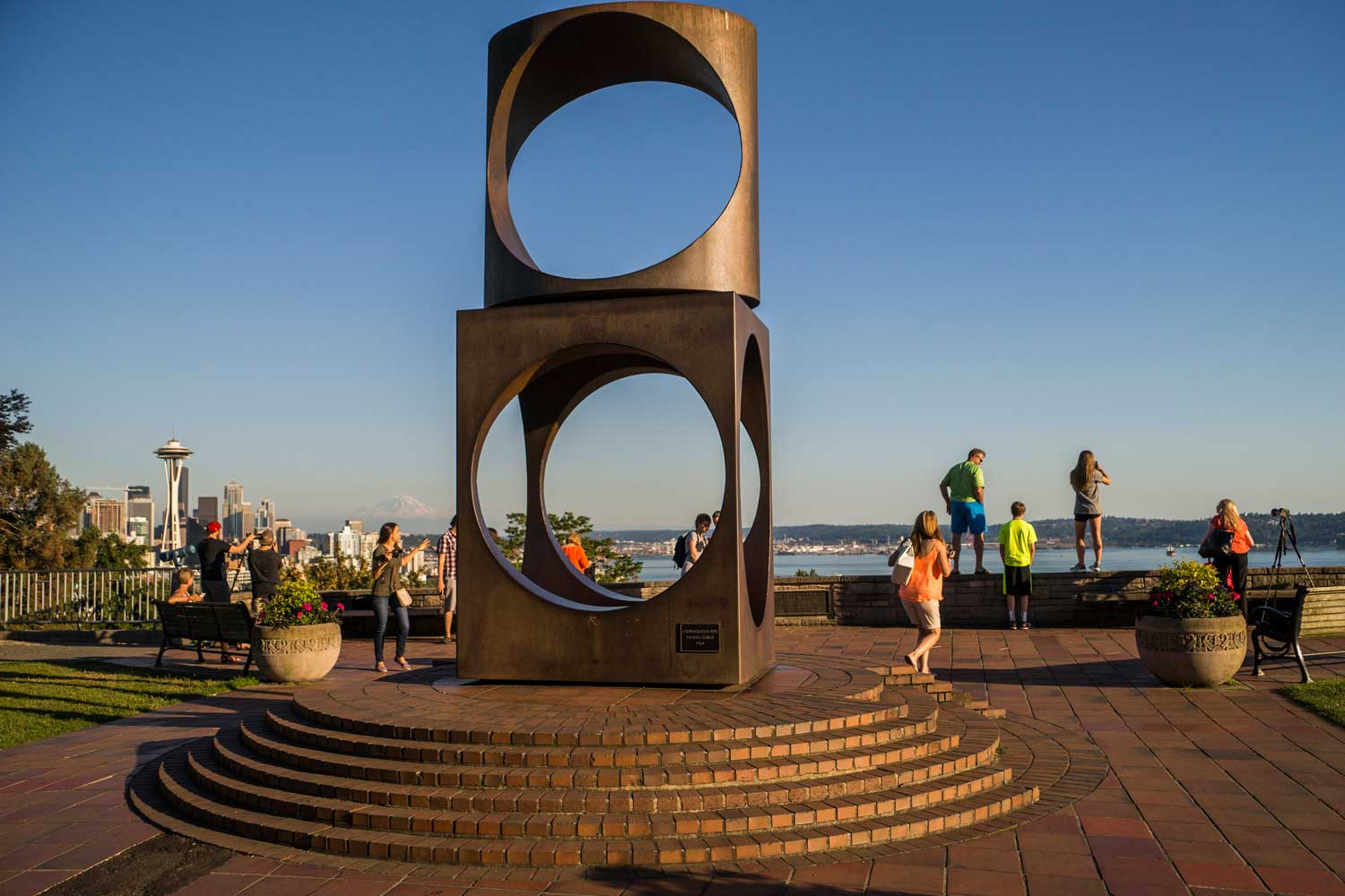 kerry park, Unique things to do in Seattle