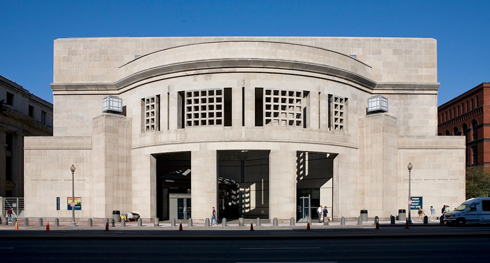 United States Holocaust Memorial Museum, Unique things to do in Washington,D.C