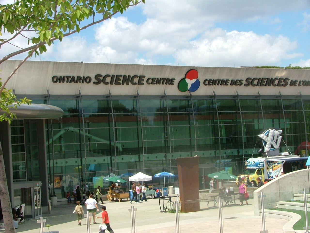 Ontario Science center, Unique things to do in Toronto