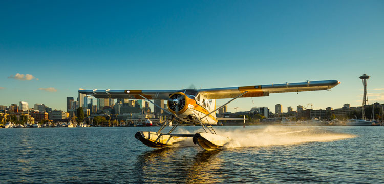 seaplane, Unique things to do in Seattle