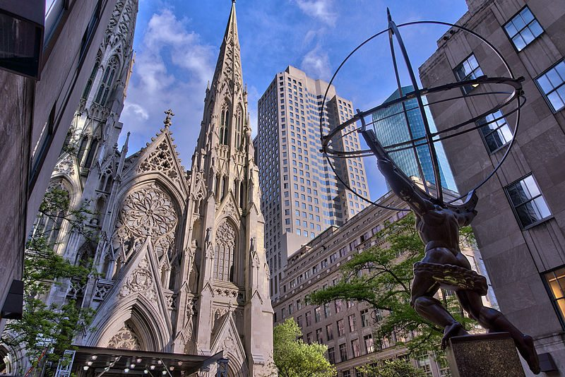 St. Patrick's Cathedral, Unique things to do in New York